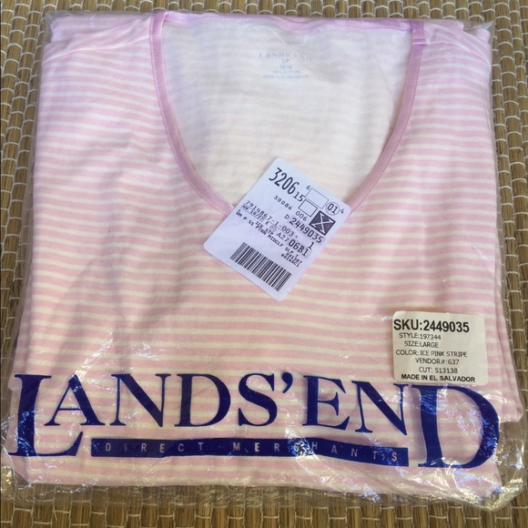 Lands End Nightgown